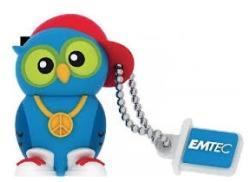 EMTEC DJ Owl M341 4GB USB 2.0 ECMMD4GM341
