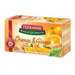TEEKANNE Narancs-Gyömbér Tea 20filter