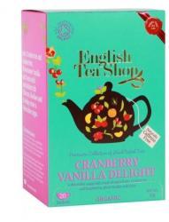 English Tea Shop Bio Áfonyás És Vaniliás Csoda 20 filter