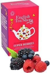 English Tea Shop Bio Super Bogyós Tea 16 filter