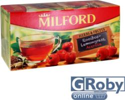 Milford Rooibos Citrom Acerola Tea 20 filter