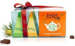 English Tea Shop Piramis Rooibos Tea Válogatás 12 filter