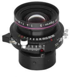 Rodenstock HR Digaron-S in eShutter 1: 4/60mm