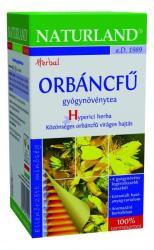 Naturland Orbáncfü Tea 25 Filter