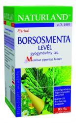 Naturland Borsmenta Tea 25 filter