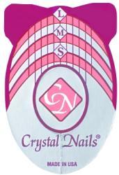 Crystal Nails - Sablon - 50 db