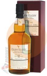 GLEN ELGIN 12 Years Whiskey 0,7L 43%