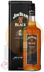 Jim Beam 6 Years Black Whiskey 1L 43%