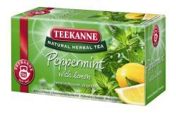 TEEKANNE Borsmenta Tea Citromos 20 filter