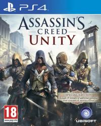 Ubisoft Assassin's Creed Unity [Special Edition] (PS4)