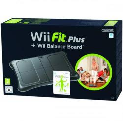 Nintendo Wii Fit Plus [Balance Board Bundle] (Wii)