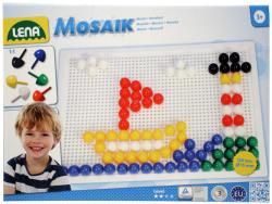 LENA Mozaik készlet - 15 mm-es, 120 darabos