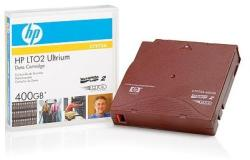 HP LTO2 Ultrium 400GB Data Cartridge (C7972A)