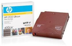 HP LTO2 Ultrium 400GB Data Cartridge (C7972A)