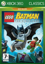 Warner Bros. Interactive LEGO Batman The Videogame [Classics] (Xbox 360)