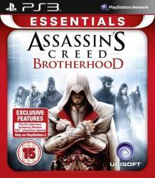 Ubisoft Assassin's Creed Brotherhood [Essentials] (PS3)