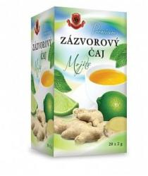 Herbex Gyömbér Tea Mojito 20 filter