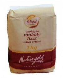 Naturgold Bio tönkölyliszt teljes kiőrlésű (TBL-300) 1kg