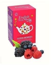 English Tea Shop Bio Super Bogyós 20 filter