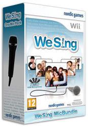 Nordic Games We Sing [Microphone Bundle] (Wii)