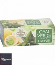 Belin Zöld Tea Citromos 20 filter