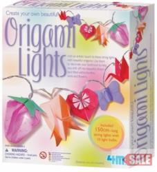 4M Készíts saját origami lámpafűzért (04609)