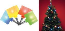 Home KLC 48/M LED - kocka, színes