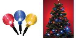 Home KIB 40/M LED - gömb, színes