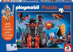 Schmidt Spiele Playmobil sárkányföld 100 db-os (COMP-56074)