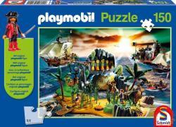 Schmidt Spiele Playmobil: Kalózok szigete 150 db-os (56020)