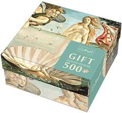 Trefl Vénusz születése 500 db-os (37214)