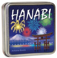 Abacus Spiele Hanabi Pocket - fémdobozos kiadás