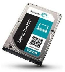 "Seagate Laptop Thin SSHD 2.5"" 500GB 5400rpm 64MB SATA3 ST500LM001"
