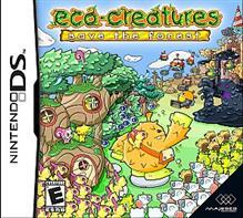 Rising Star Games Ecolis Save the Forest (Nintendo DS)