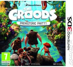 Namco Bandai The Croods Prehistoric Party (3DS)