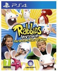 Ubisoft Rabbids Invasion The Interactive TV Show (PS4)