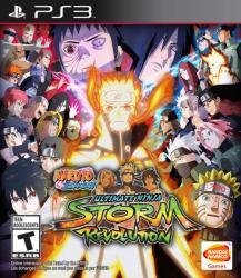Namco Bandai Naruto Shippuden Ultimate Ninja Storm Revolution (PS3)