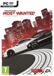 Electronic Arts Need for Speed Most Wanted (2012) (PC)