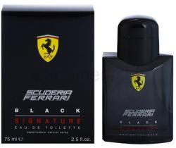 Ferrari Black Signature EDT 75ml
