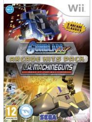 SEGA Arcade Hits Pack Gunblade NY and L.A. Machineguns (Wii)