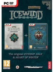 Atari Icewind Dale + Icewind Dale Heart of Winter (PC)
