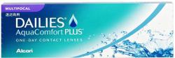 Alcon Dailies AquaComfort Plus Multifocal (30 db) - napi
