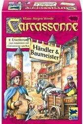 Hans im Glück Carcassonne Kereskedők és építészek - 2-ik kiegészítő