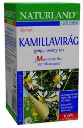 Naturland Kamillavirág Tea 20 filter