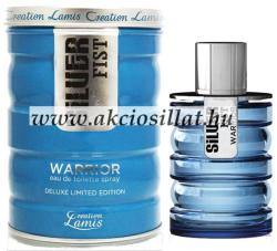 Creation Lamis Silver Fist Warrior DLX EDT 100ml