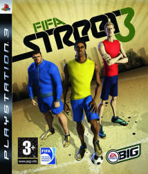 Electronic Arts FIFA Street 3 (PS3)