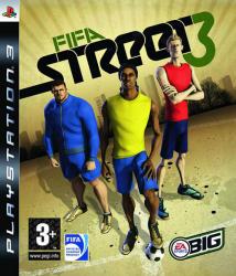 Electronic Arts FIFA Street 3 (PS3)