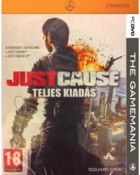 Eidos Just Cause [Teljes Kiadás-The Gamemania] (PC)