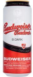 Budweiser Budvar Premium Dark 0,5l 4.7% - dobozos