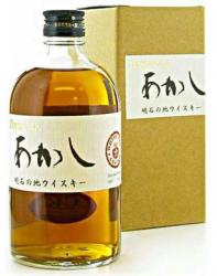 White Oak Akashi Whiskey 0,5L 40%